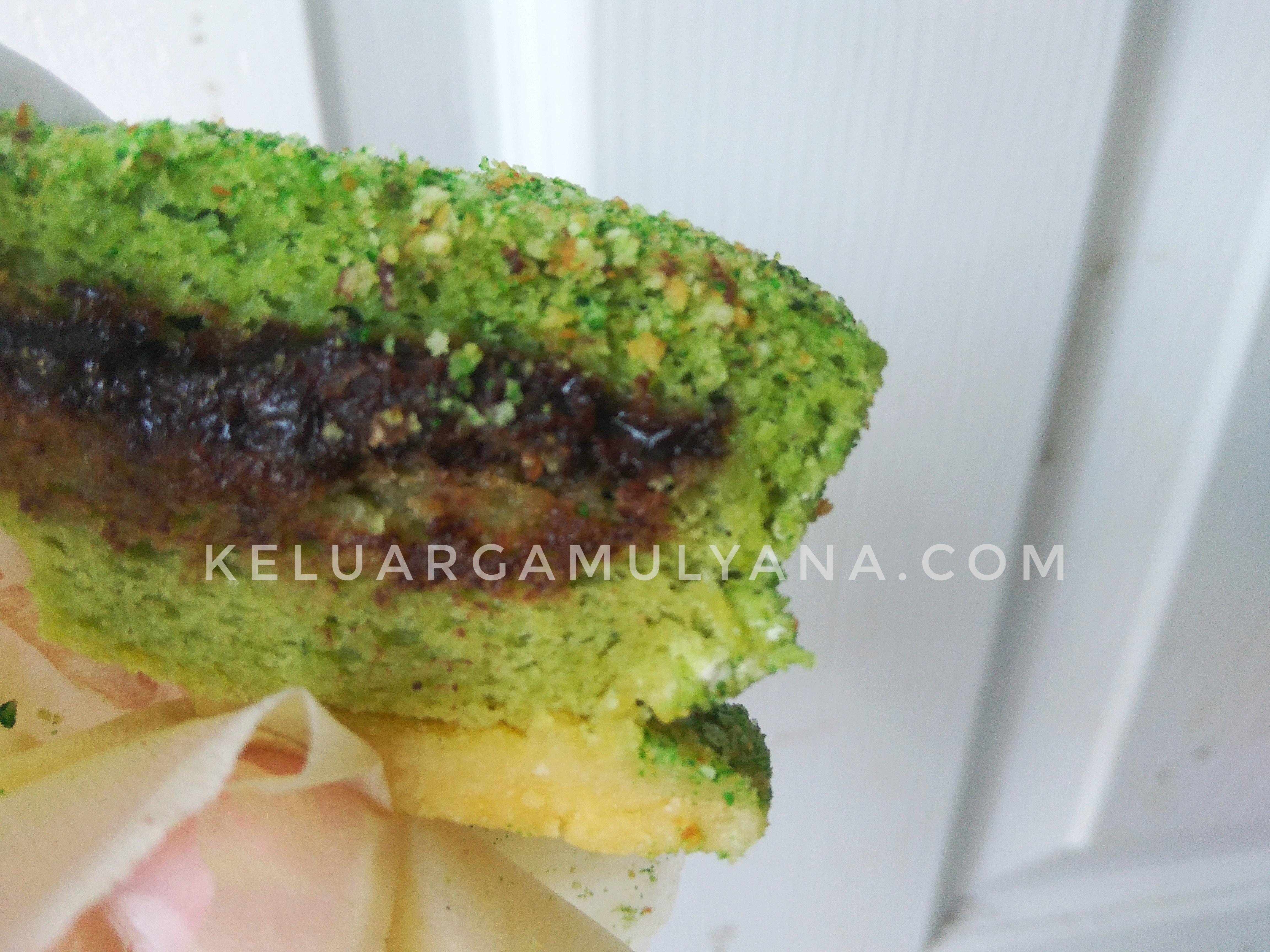 Surabaya patata greentea