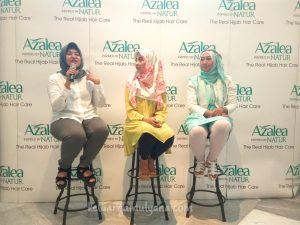 azalea hijab dating talk show