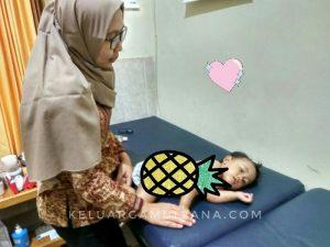 Pijat bayi puskesmas