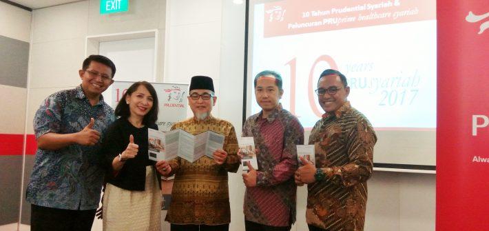 10 tahun Prudential Syariah PruPrime Healthcare Syariah