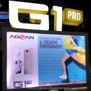 Advan G1 PRO