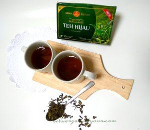 sehatea teh hijau kepala djenggot