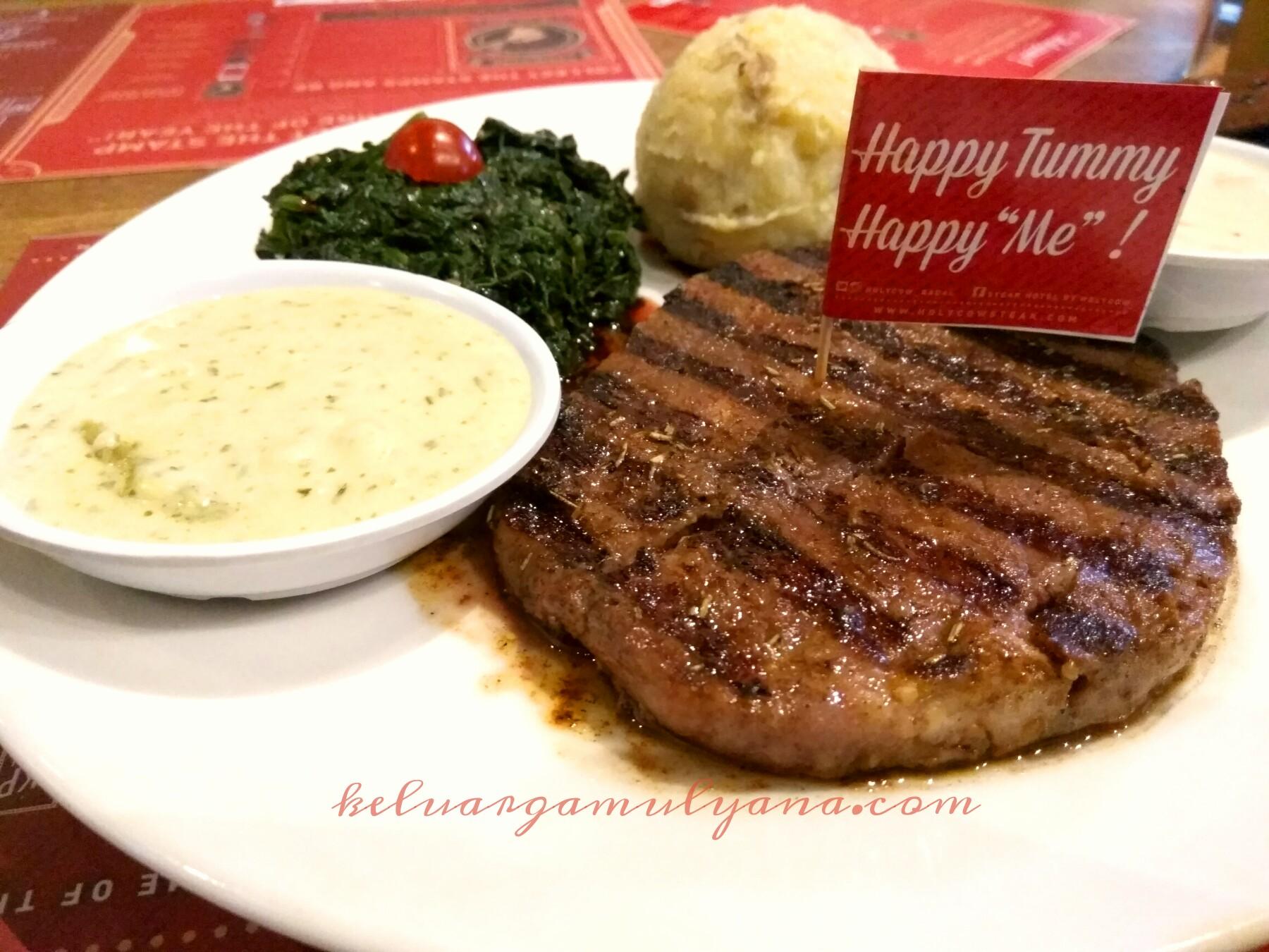Steak hotel by holycow Tokusen Wagyu