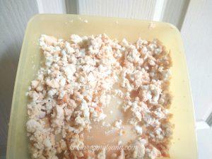 putih telur asin
