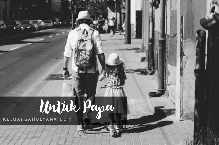 untuk papa