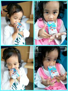 susu uht tanpa garam gula