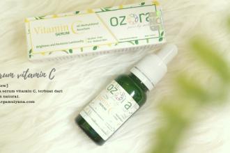 serum vitamin c natural
