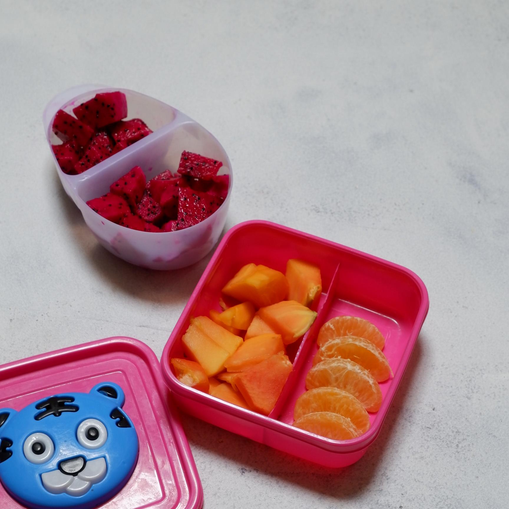 mpasi buah