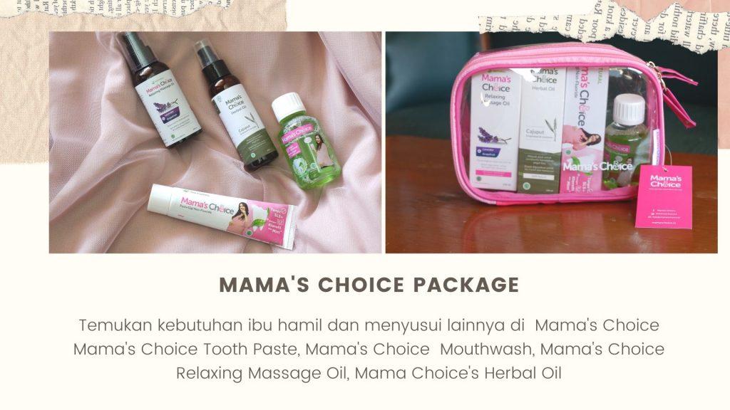 kebutuhan ibu hamil