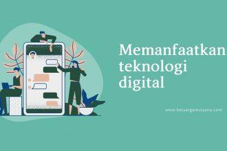 memanfaatkan teknologi digital