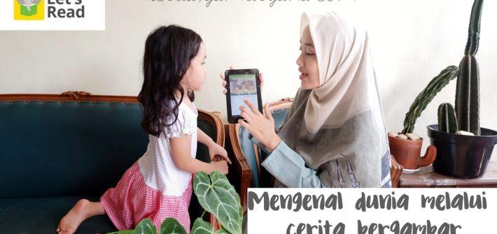 lets read cerita bergambar