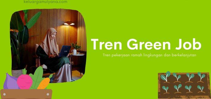 tren green job