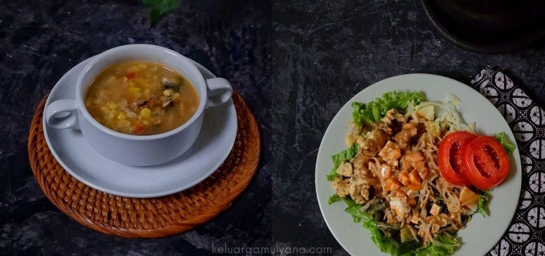 makanan ramah iklim