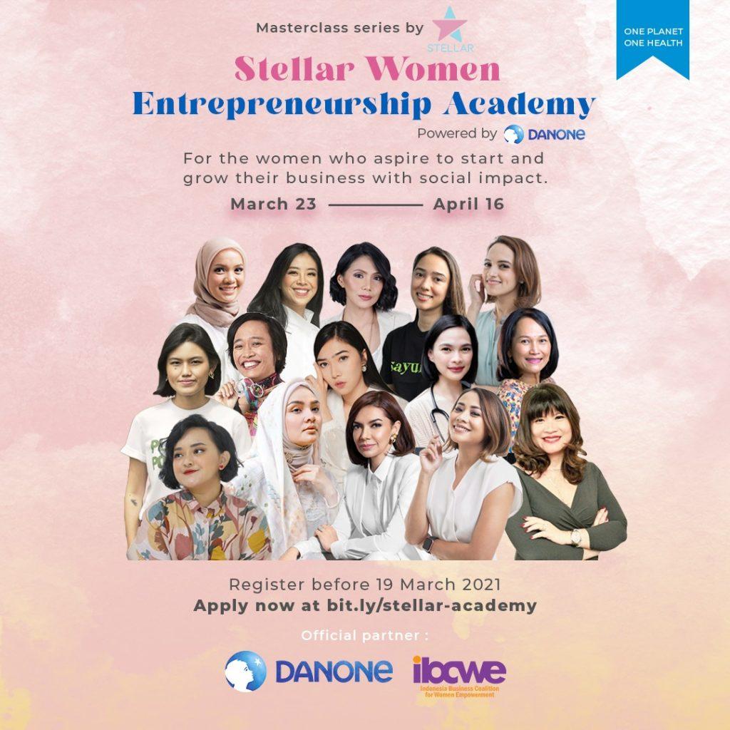 Stellar Woman Entrepreneurship Academy.