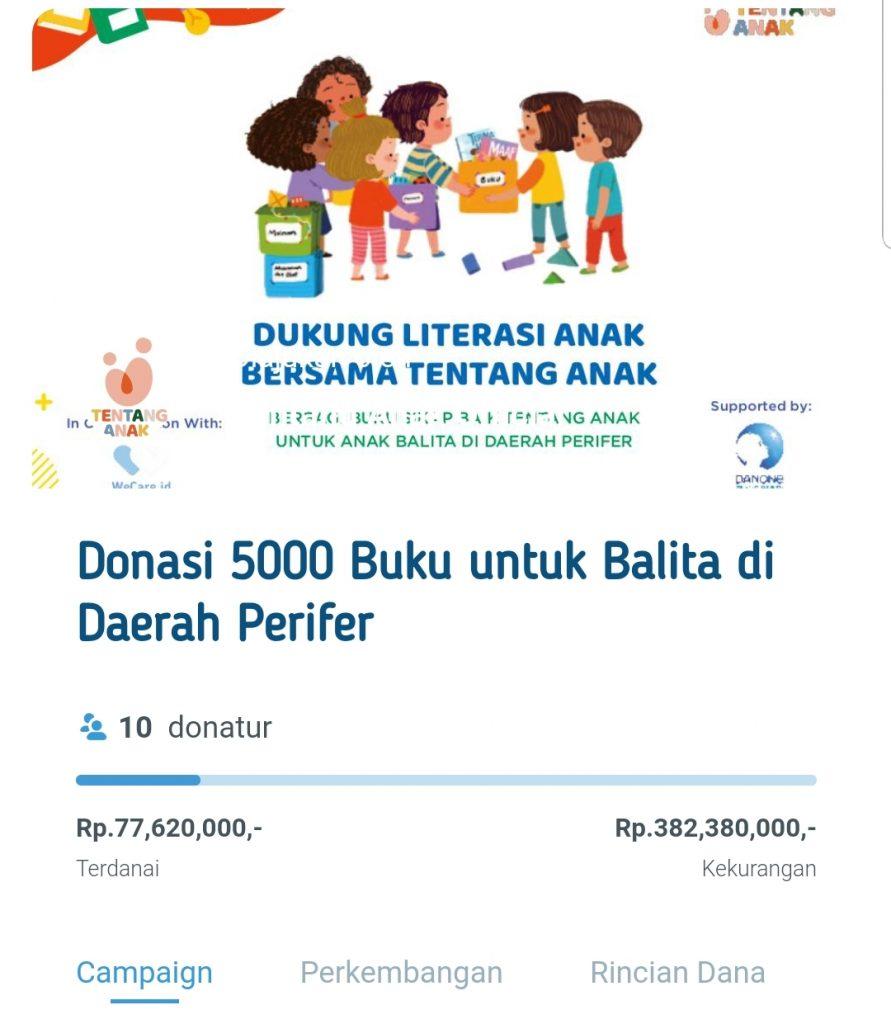 donasi buku anak