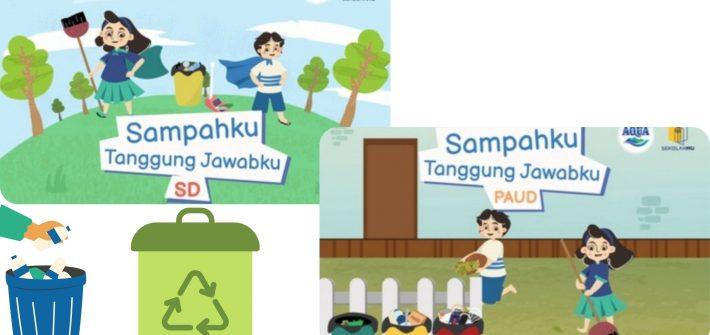 pendidikan mengelola sampah untuk anak