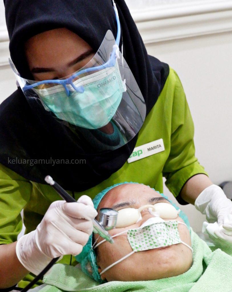 laser wajah di klinik kecantikan surabaya