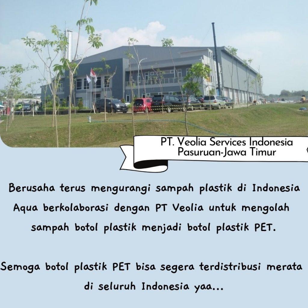 perusahaan pengolah sampah di Indonesia